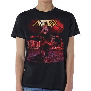 ANTHRAX Bloody Eagle (with Back Print), Tシャツ