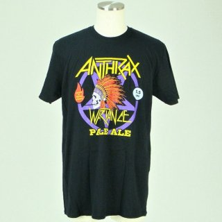 ANTHRAX Wardance Pale Ale (with Back Print), Tシャツ