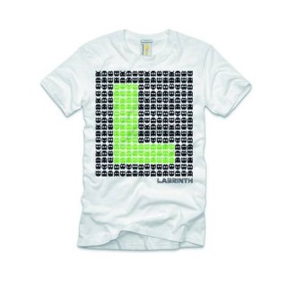 LABRINTH Space Invaders, Tシャツ
