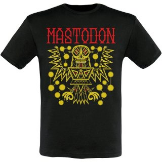 MASTODON Tribal Demon 2017 Event (Ex-Tour), Tシャツ