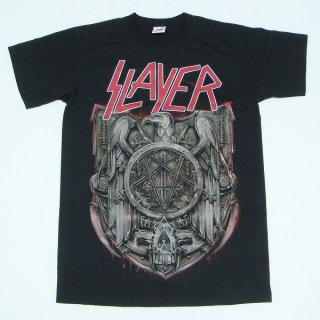 SLAYER Medal 2013/2014 Dates (Ex-Tour with Back Print), Tシャツ