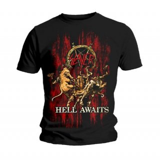 SLAYER Hell Awaits, Tシャツ