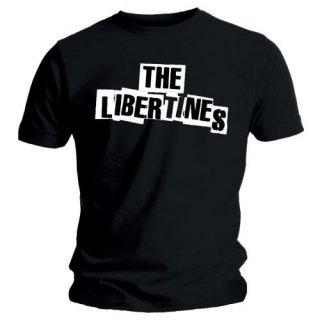 THE LIBERTINES Logo, Tシャツ