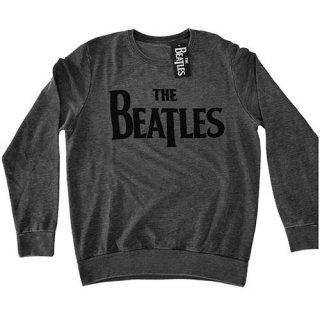 THE BEATLES Drop T Logo, スウェットシャツ