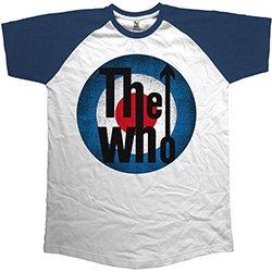 THE WHO Vintage Target, ラグランTシャツ