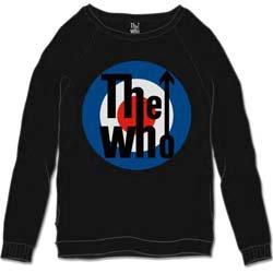 THE WHO Target Classic, スウェットシャツ
