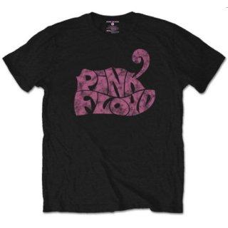 PINK FLOYD Swirl Logo, Tシャツ