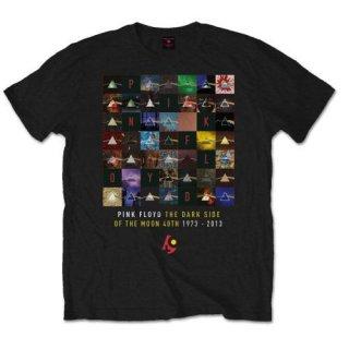 PINK FLOYD Dark Side Of The Moon 2, Tシャツ