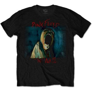 PINK FLOYD The Wall Scream, Tシャツ