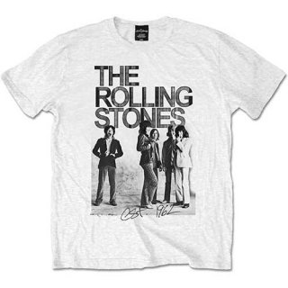 THE ROLLING STONES Est. 1962 Group Photo, Tシャツ