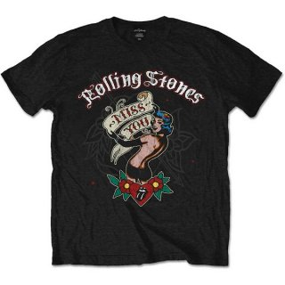 THE ROLLING STONES Miss You, Tシャツ
