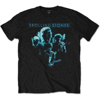 THE ROLLING STONES Band Glow, Tシャツ