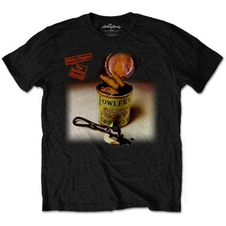 THE ROLLING STONES Sticky Fingers Treacle, Tシャツ