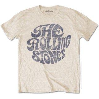 THE ROLLING STONES Vintage 1970s Logo, Tシャツ