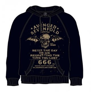 AVENGED SEVENFOLD Seize the Day, パーカー