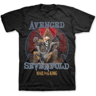 AVENGED SEVENFOLD Deadly Rule, Tシャツ