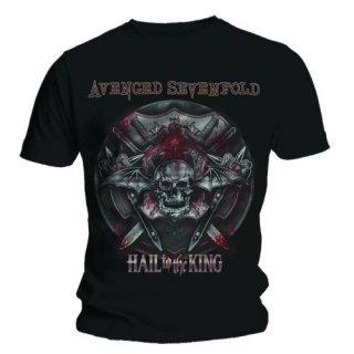 AVENGED SEVENFOLD Battle Armour, Tシャツ