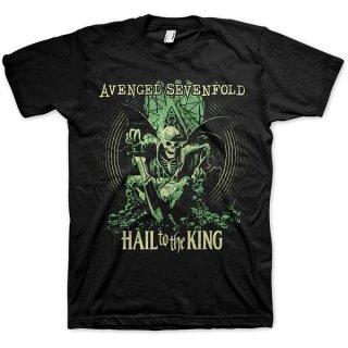 AVENGED SEVENFOLD Hail to the King En Vie, Tシャツ