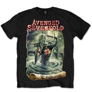 AVENGED SEVENFOLD England, Tシャツ