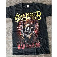 AVENGED SEVENFOLD New Day Rises (Ex Tour), Tシャツ