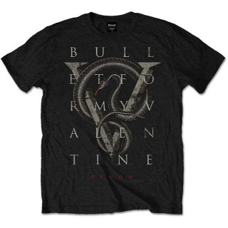 BULLET FOR MY VALENTINE V for Venom, Tシャツ