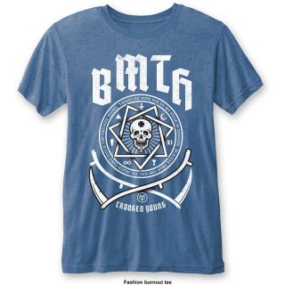 BRING ME THE HORIZON Crooked Young (Burn Out) Mb, Tシャツ