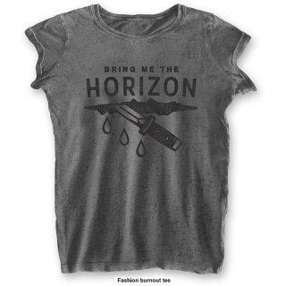 BRING ME THE HORIZON Wound Cha, レディースTシャツ
