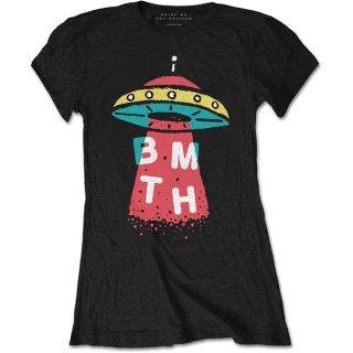 BRING ME THE HORIZON Alien, レディースTシャツ