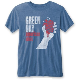 GREEN DAY American Idiot Vintage Mb, Tシャツ