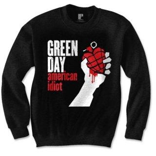 GREEN DAY American Idiot, スウェットシャツ