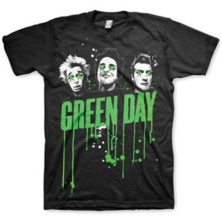 GREEN DAY Drips, Tシャツ