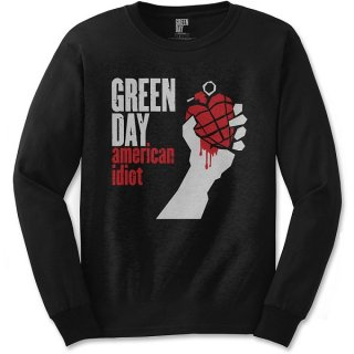 GREEN DAY American Idiot, ロングTシャツ