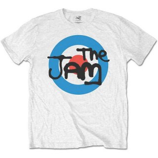 THE JAM Spray Logo, Tシャツ
