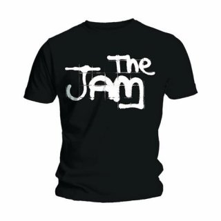 THE JAM Spray Logo Black, Tシャツ
