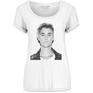 JUSTIN BIEBER Love Yourself, レディースTシャツ