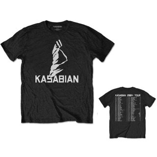 KASABIAN Ultra Face 2004 Tour, Tシャツ