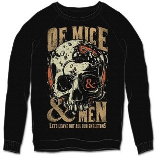 OF MICE & MEN Leave Out, スウェットシャツ