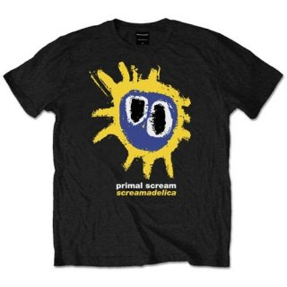 PRIMAL SCREAM Screamadelica Yellow, Tシャツ