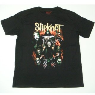 SLIPKNOT Come Play Dying, Tシャツ