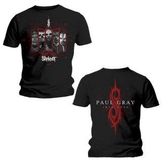 SLIPKNOT Paul Gray, Tシャツ