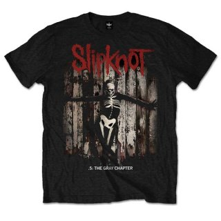 SLIPKNOT .5The Gray Chapter Album, Tシャツ