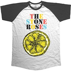 THE STONE ROSES Lemon Multicolour, ラグランTシャツ