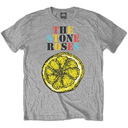 THE STONE ROSES Logo & Lemon Multi-colour, Tシャツ