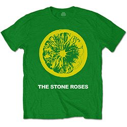THE STONE ROSES Lemon & Logo, Tシャツ