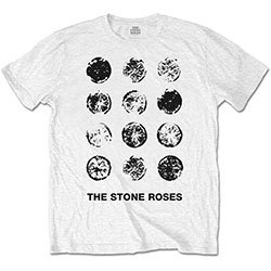 THE STONE ROSES Lemons Grid, Tシャツ