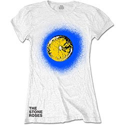 THE STONE ROSES Lemon Blue, レディースTシャツ