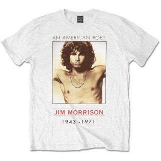 THE DOORS American Poet, Tシャツ