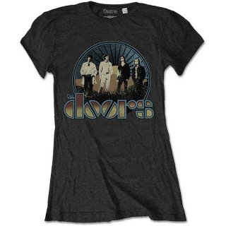 THE DOORS Vintage Field, レディースTシャツ
