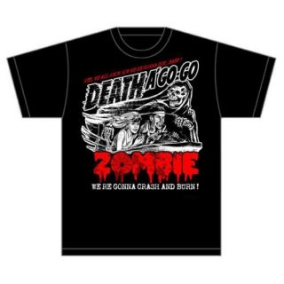 ROB ZOMBIE Zombie Crash, Tシャツ