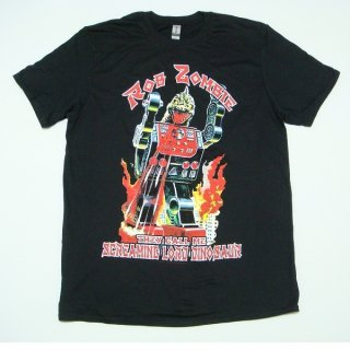 ROB ZOMBIE Lord Dinosaur, Tシャツ